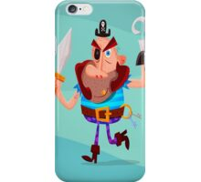 Captain Swork iPhone Case/Skin