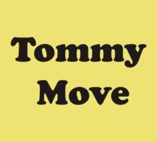 Tommy Move Baby Tee