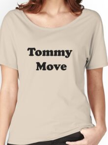 Tommy Move Women's Relaxed Fit T-Shirt
