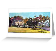 Windsor landscape Greeting Card