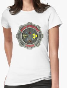 Mad Scientist Union Womens Fitted T-Shirt