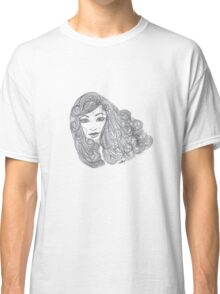 Caught in the Wind Classic T-Shirt