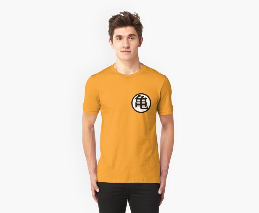 Dragon Ball Z - Goku's Shirt Front by Austintacious