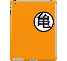 Dragon Ball Z - Goku's Shirt Front iPad Case/Skin