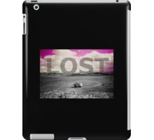 Lost (Mongolian Steppe) iPad Case/Skin