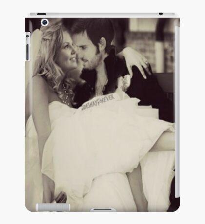 CaptainSwan Wedding iPad Case/Skin