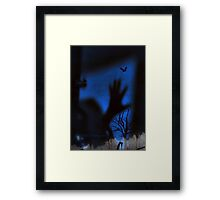 """Behind The Door"" Framed Print"