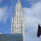 Chrysler Building by mandytjie