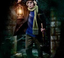 Night Shift, Haunted Mansion Series by Topher Adam The Dark Noveler by TopherAdam