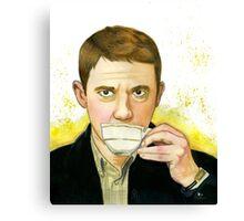 Dr. Watson Canvas Print