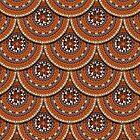 Tribal pattern by Richard Laschon