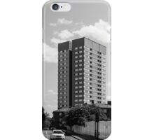 Abbey Road Apartment Blocks iPhone Case/Skin