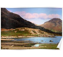 wasdale head Poster