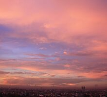 Invasion of the Clouds - Makati Manila by CharlotteMay