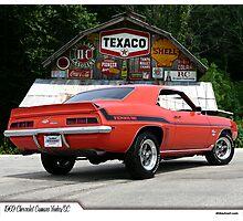 1969 Chevrolet Camaro Yenko Photographic Print