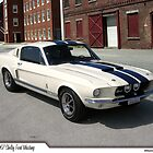 1967 Ford Mustang Shelby by 454autoart