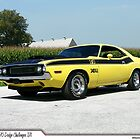 1970 Dodge Challenger T/A by 454autoart