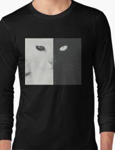 Dark+Light Long Sleeve T-Shirt