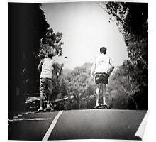 skatehillsquare Poster