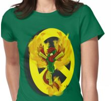 Phoenix Pony Womens Fitted T-Shirt