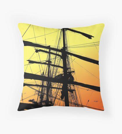 Barque Artemis Throw Pillow