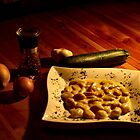 Gnocchi in Gorgonzola sauce by Dirk Pagel