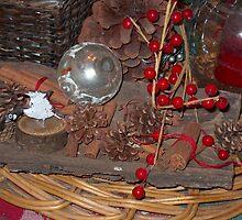 Christmas Berries by sandycarol