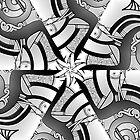 Kaleidoscope Doodle by MelDavies
