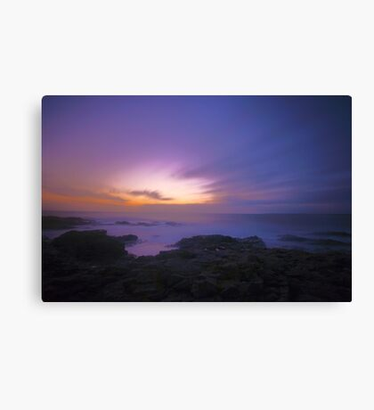 Ogmore-By-Sea Canvas Print
