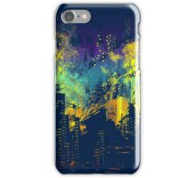 grid city iPhone Case/Skin