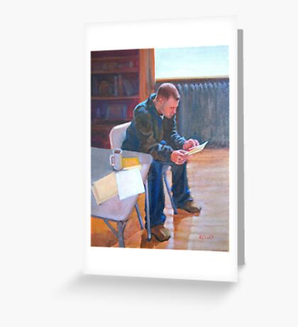 The  Notecard Greeting Card