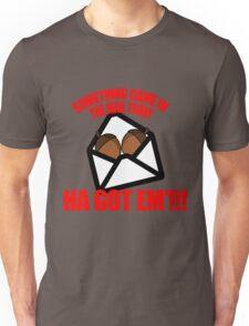 Deez nuts cartoon  Unisex T-Shirt