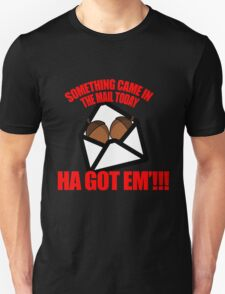 Deez nuts cartoon  T-Shirt