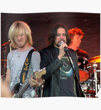 Kenny Wayne Sheperd Band Poster