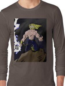 Fury of the Storm Long Sleeve T-Shirt