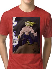 Fury of the Storm Tri-blend T-Shirt