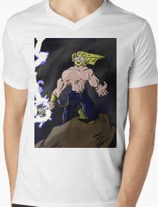 Fury of the Storm Mens V-Neck T-Shirt
