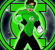 Green Lantern by JEDArts