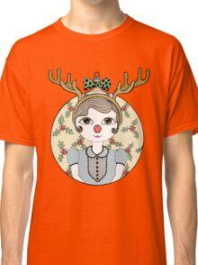 Waiting for Santa Classic T-Shirt