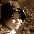 My friends daughter..Harrison Park Owen Sound Ontario by Dawn Barger