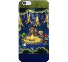 Chrono Trigger Camping Scene iPhone Case/Skin