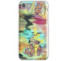 Spectra Gone by Asra Rae iPhone Case/Skin