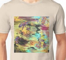 Spectra Gone by Asra Rae Unisex T-Shirt