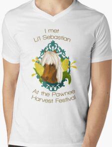 I met Li'l Sebastian at the Pawnee Harvest Festival T-Shirt