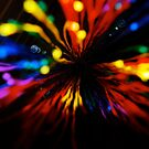Color Drops by Trenton Purdy