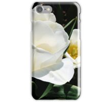 Pure As Snow iPhone Case/Skin