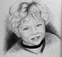 portrait of beau by JP100