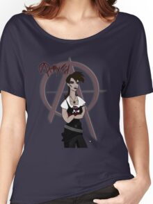 Apathy Girl Women's Relaxed Fit T-Shirt