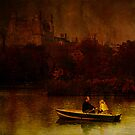 Central Park, New York Fall by Jeff Burgess