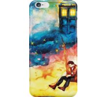 Watchful Doctor iPhone Case/Skin